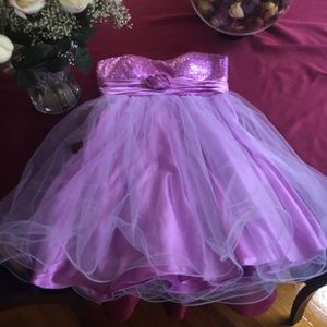 Girls Prom Dress by Adrianna Papell
